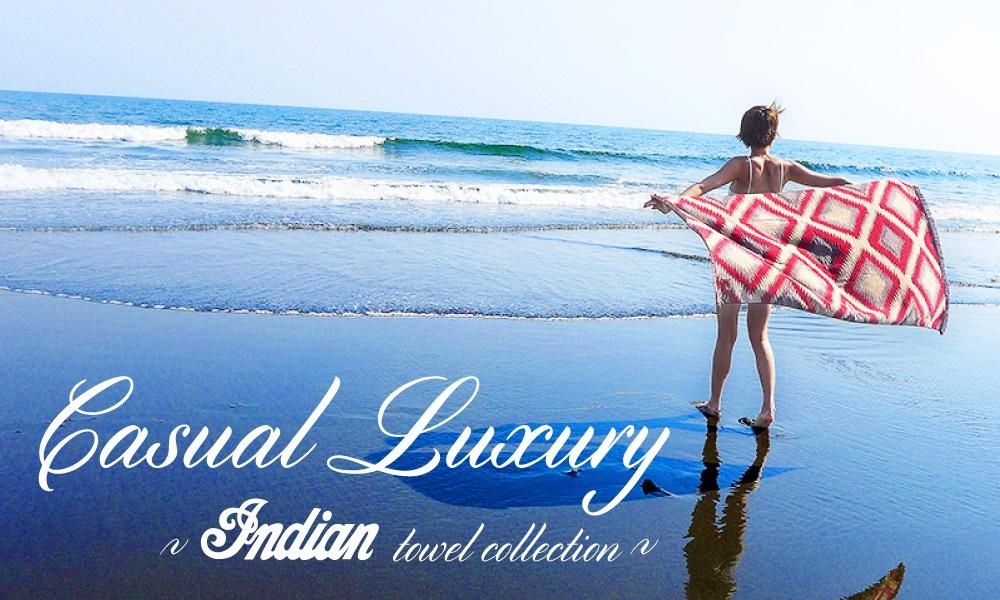 Casual Luxury タオルコレクション