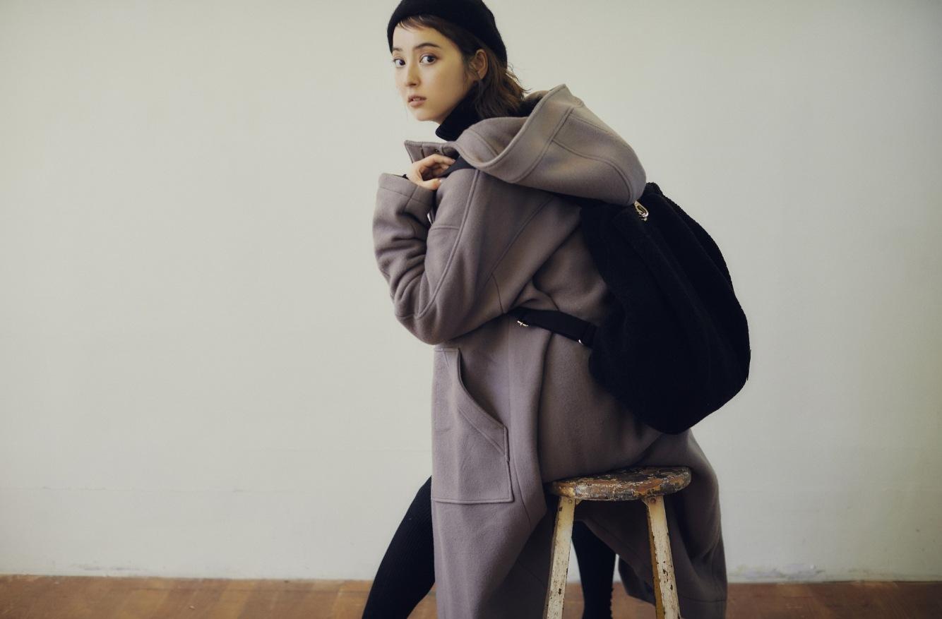 佐々木希の創ったワンマイルウェア intimite 2019 Winter Collection