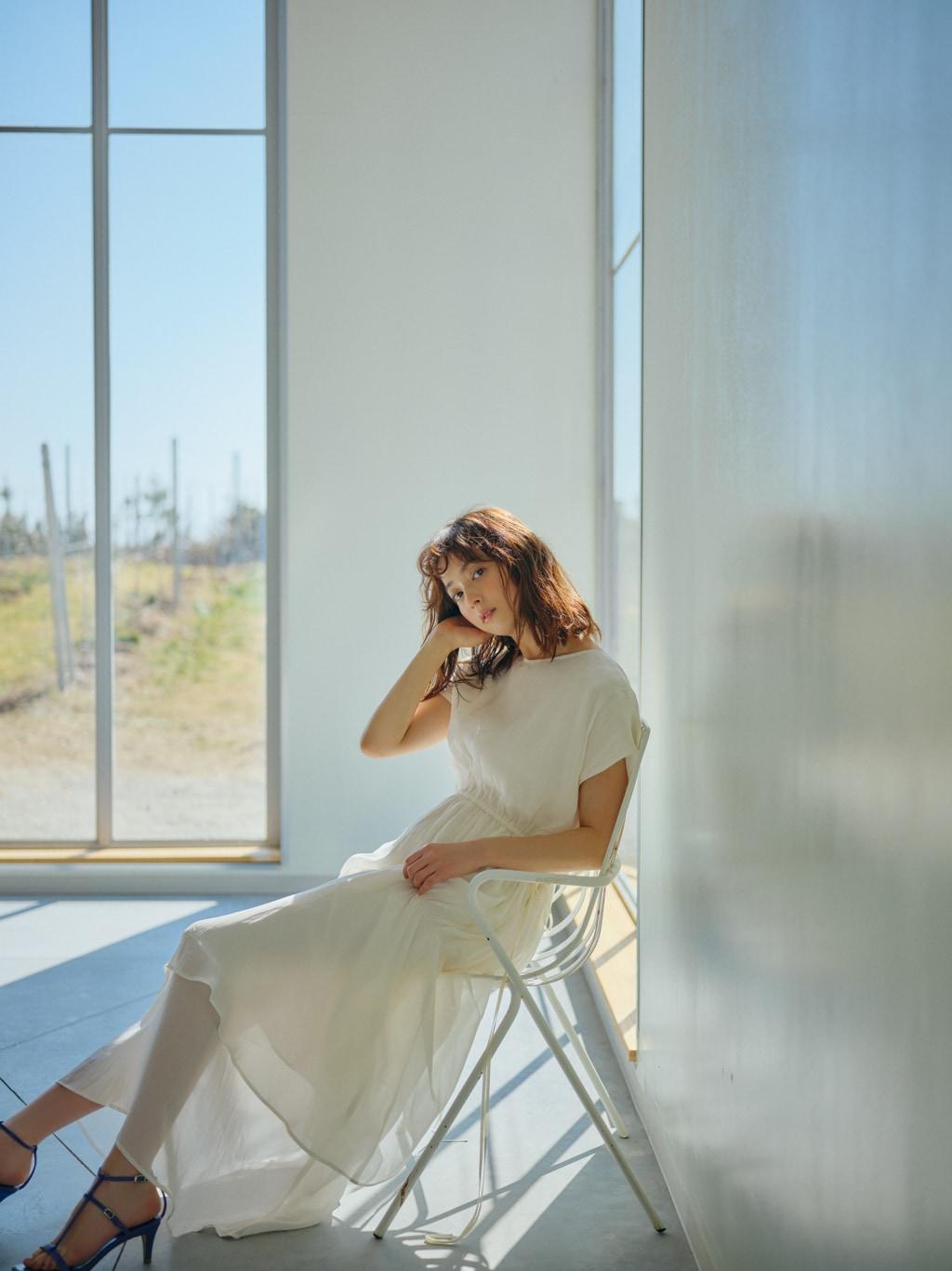 佐々木希の創ったワンマイルウェア intimite 2020 Early Summer Collection