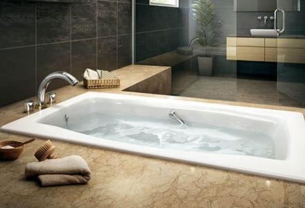 タカラスタンダード - 鋳物ホーロー浴槽 ルヴィアス