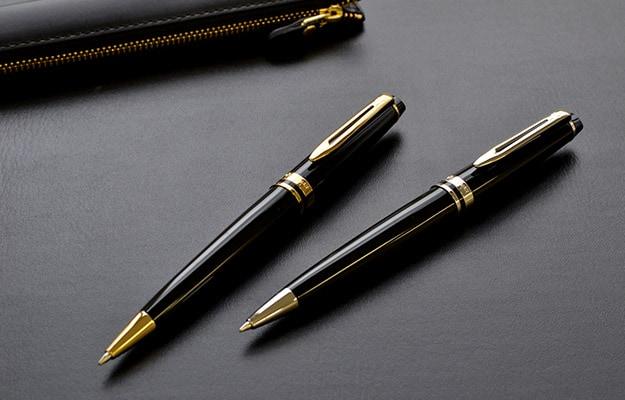 【ウォーターマン】エキスパート エッセンシャル ブラックGT(ボールペン)