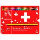 スイスカラー 色鉛筆