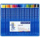 エルゴソフトアクアレル水彩色鉛筆