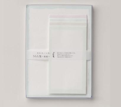 和紙工房まるとも うらら箋枠セット