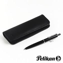 【ペリカン】クラシック K200 黒(ボールペン)+ ペンケース TGX-2