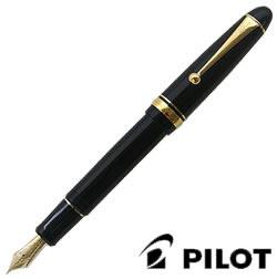 【パイロット】カスタム742 ブラック(万年筆)