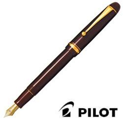 【パイロット】カスタム74 ディープレッド(万年筆)≪カートリッジインクおまけ付≫