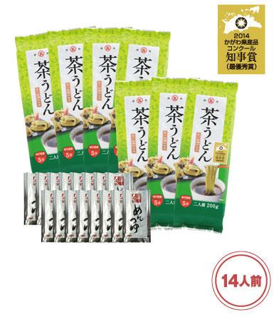 讃岐茶うどん 得 セット CUG-5イメージ