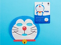 Doraemon Face Mask