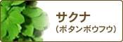 サクナ(ボタンボウフウ)関連商品