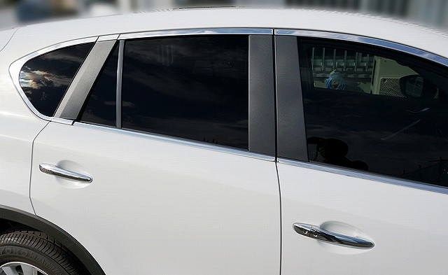 CX-5 KE系 マツダ ウェザーストリップモール 14p ウェザーモール ガーニッシュ ドア周り