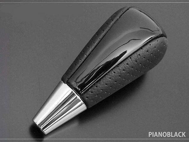 ハリアー ZSU60W ZSU65W 60系 トヨタ シフトノブ/シフトレバー ピアノブラック