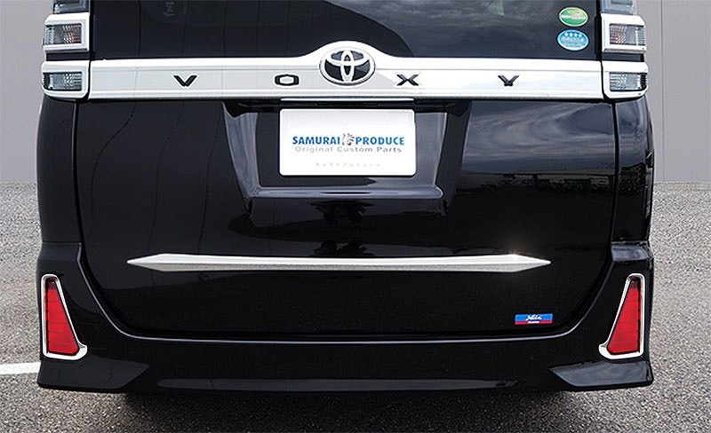ノア ヴォクシー 80系 トヨタ ドアノブカバーガーニッシュ&ドアミラーアンダー部分ミラーガーニッシュ 外装2点セット