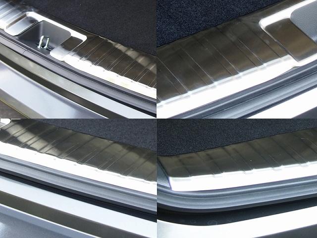 ヴェゼル ホンダ ラゲッジ キッキングプレート スカッフプレート ステンレス素材