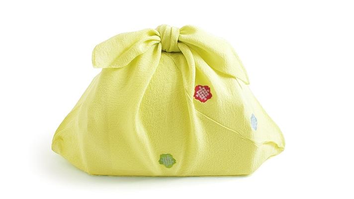 正絹三角袋「りんりん」| あずま袋・あづま袋・東袋
