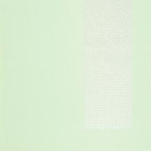 帯揚げ 銀箔七宝つなぎ D. 淡若竹