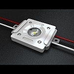 ワイドレンズ配光LEDモジュール DC12V入力専用