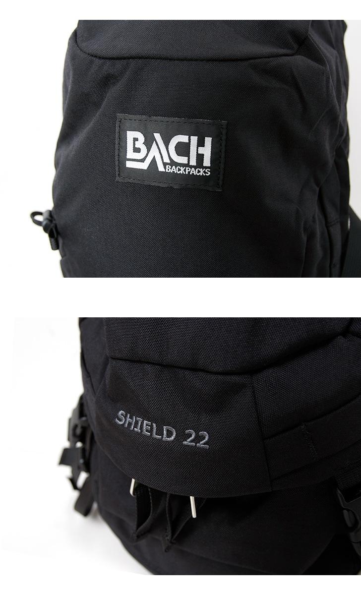 BACH バッハ SHIELD22 シールド22 バックパック
