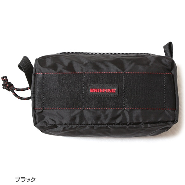 BRIEFING ブリーフィング BOX POUCH S SL ボックスポーチ S SL ポーチ BRM181613