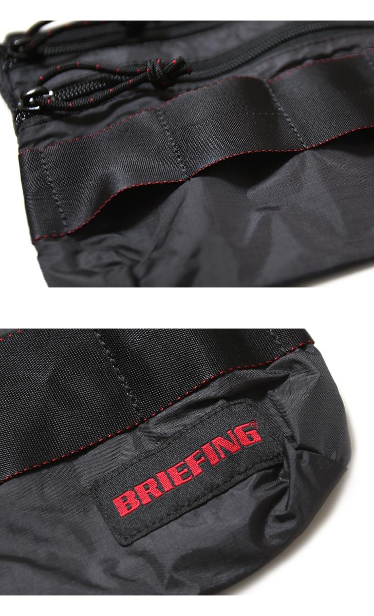 BRIEFING ブリーフィング SACOCHE S SL PACKABLE サコッシュ S SL パッカブル ショルダーバッグ BRM182201