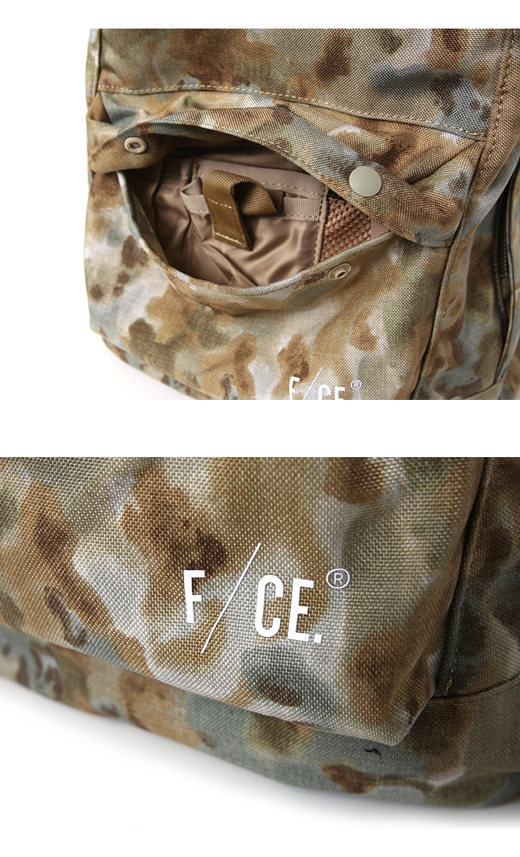 F/CE. エフシーイー コーデュラナイロン デイバッグ US CDR DAY バッグ F1801SE0014