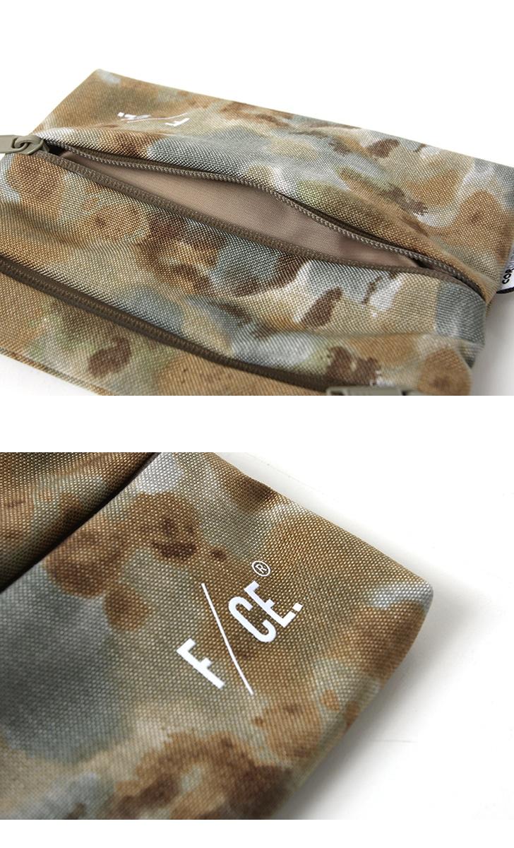 F/CE. エフシーイー コーデュラナイロンサコッシュ Mサイズ US CDR SACOCHE M バッグ F1801SE0017