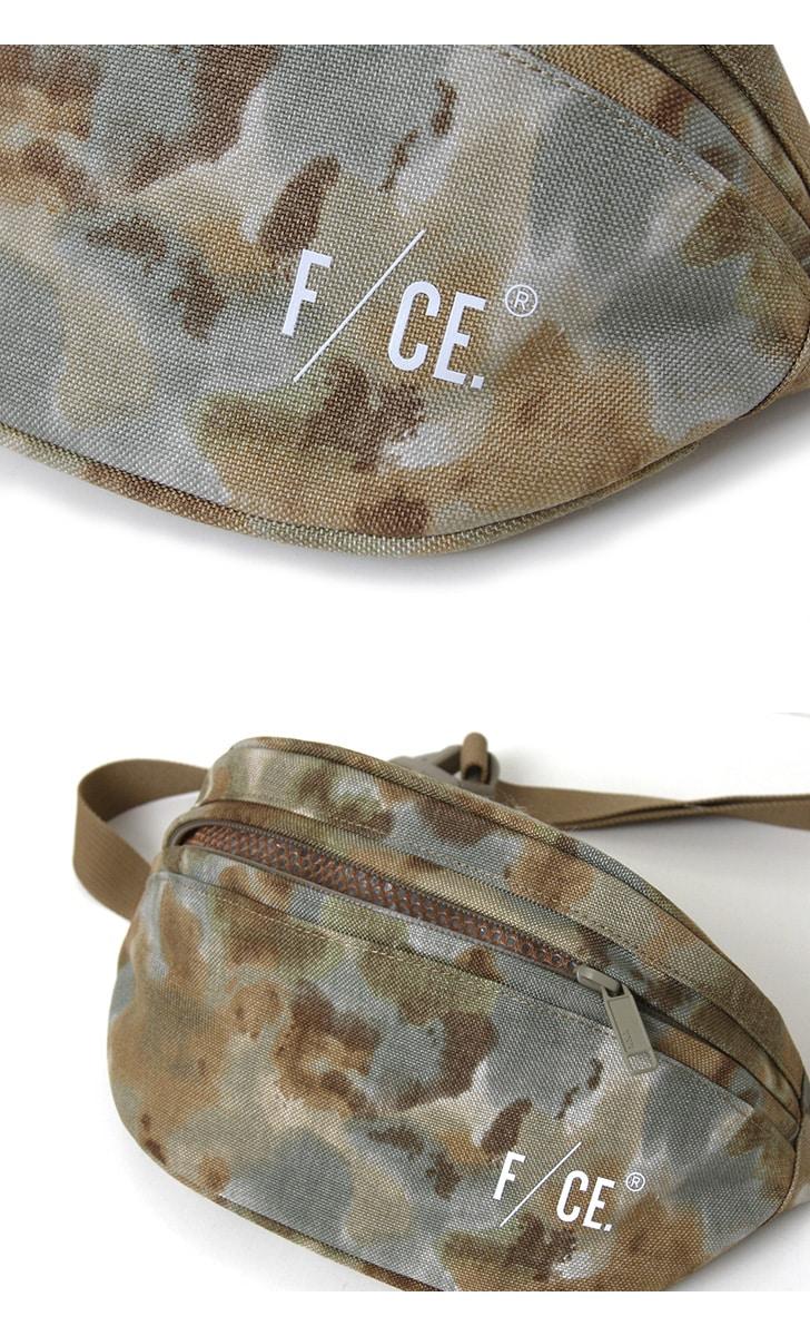 F/CE. エフシーイー コーデュラナイロン ウエストバッグ US CDR WEIST バッグ F1801SE0016