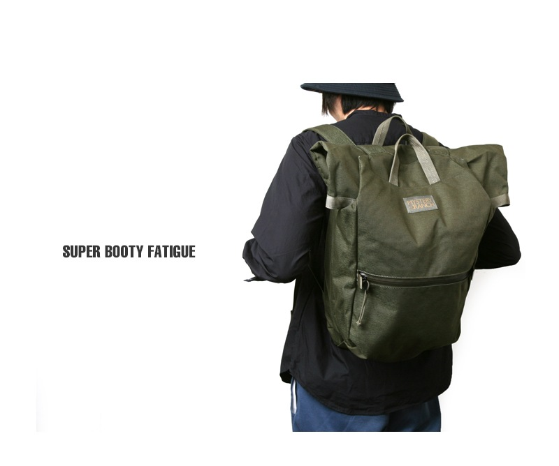 ミステリーランチ スーパーブーティバッグ MYSTERY RANCH SUPER BOOTY BAG リュック バッグ