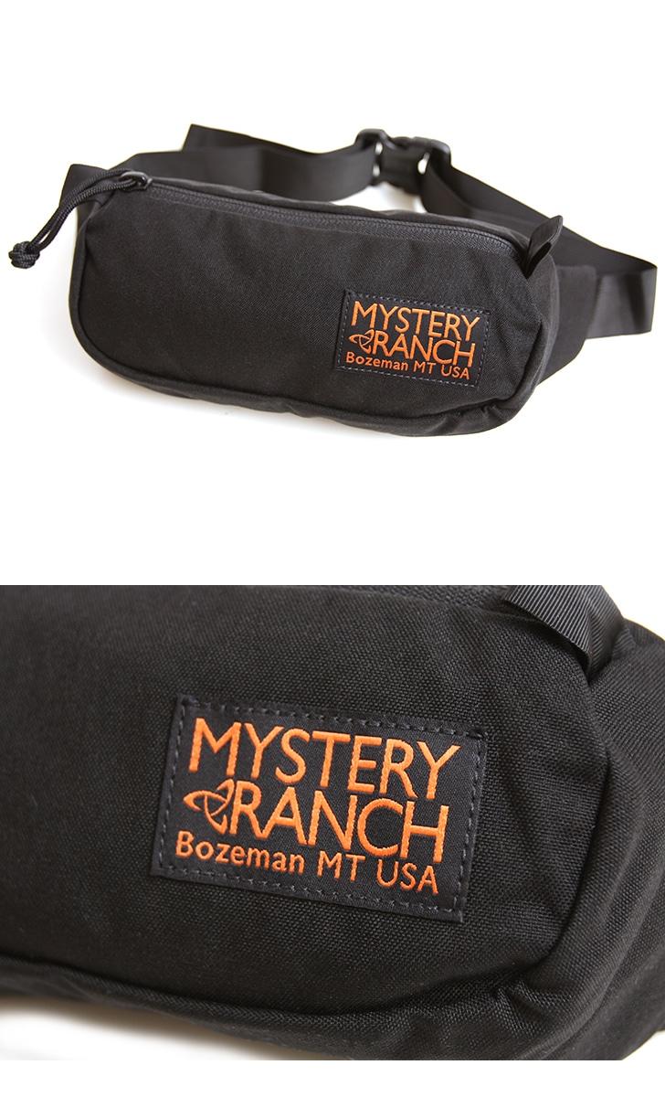 ミステリーランチ フォーリッジャーヒップサック FORAGER HIPSACK MYSTERY RANCH ウエストバッグ アメリカ製 USA 日本限定