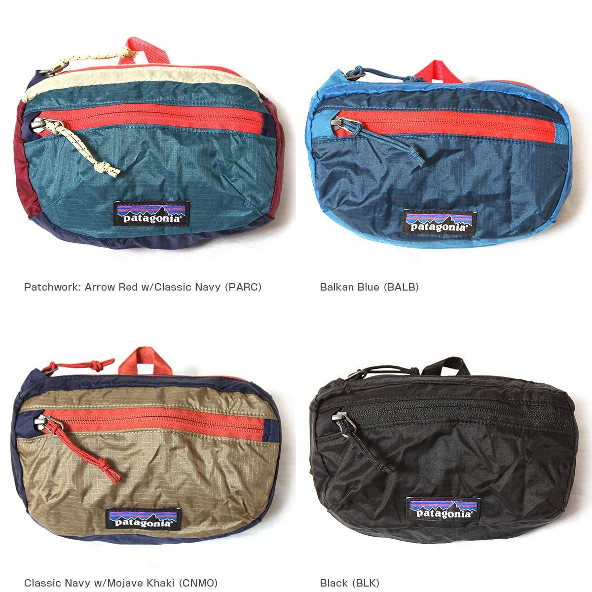 patagonia パタゴニア ライトウェイト・トラベル・ミニ・ヒップ・パック  Lightweight Travel Mini Hip Pack 49446
