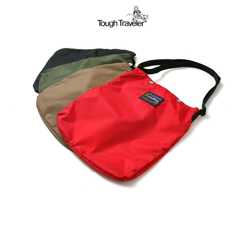 Tough Traveler タフトラベラー ショルダートートバッグ FB TT-0014