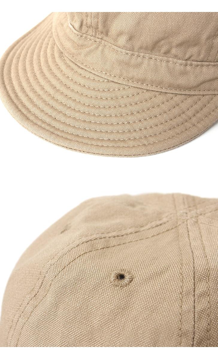 DECHO デコー シャローコメキャップ SHALLOW KOME CAP 帽子 ベースボールキャップ 1-1SD18