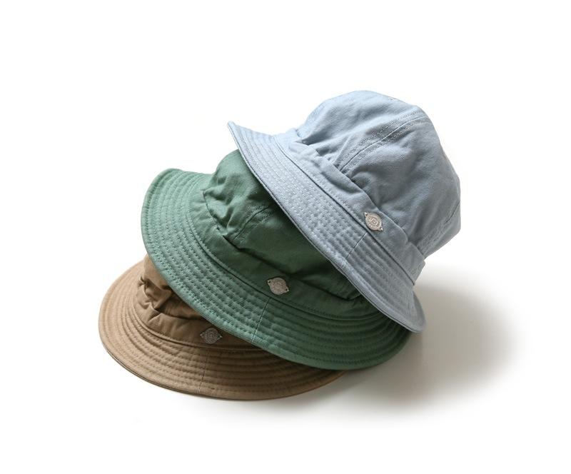 DECHO デコー シャローコメハット SHALLOW KOME HAT 帽子 1-2SD18