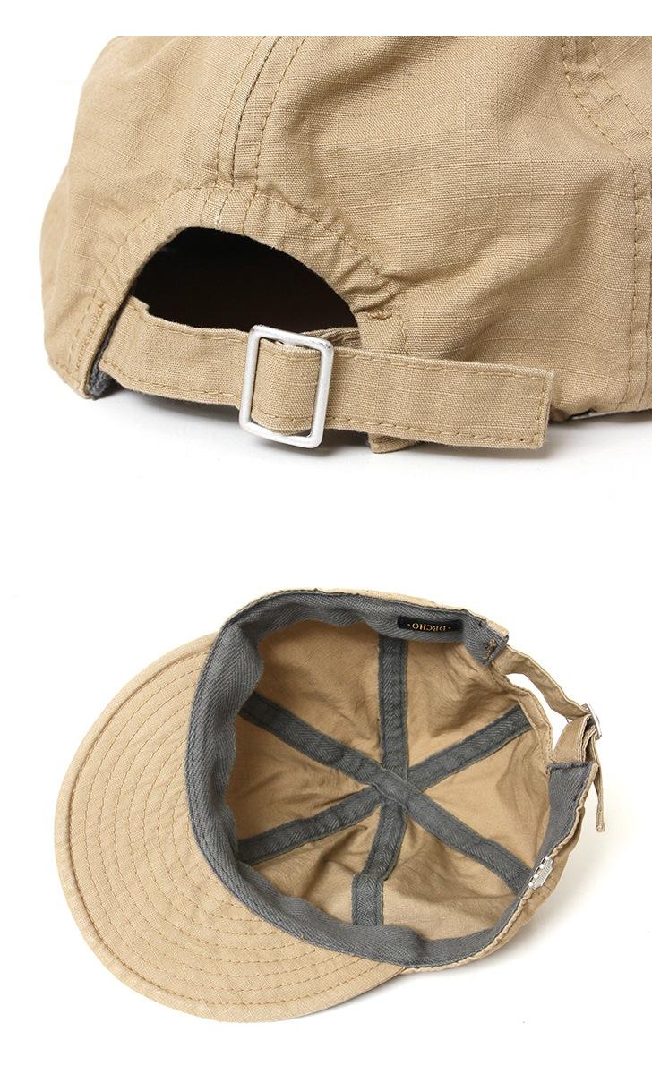 DECHO デコー ファティーグキャップ FATIGUE CAP 帽子 1-3SD18