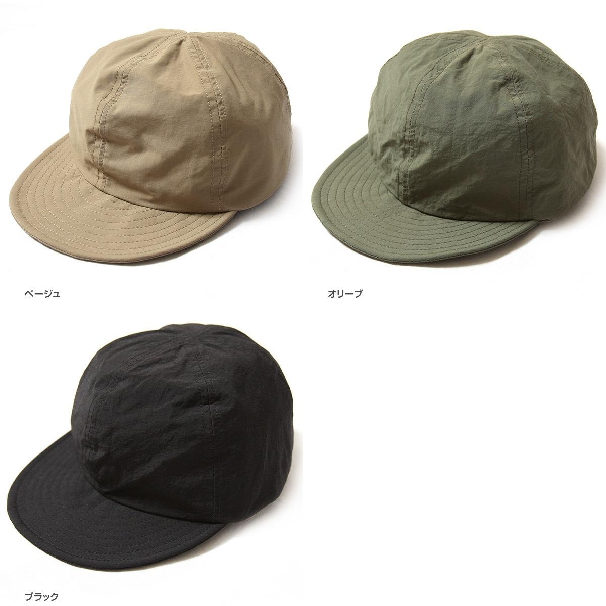 DECHO デコー マジックテープキャップ MAGICTAPE CAP 帽子 2-3SD19