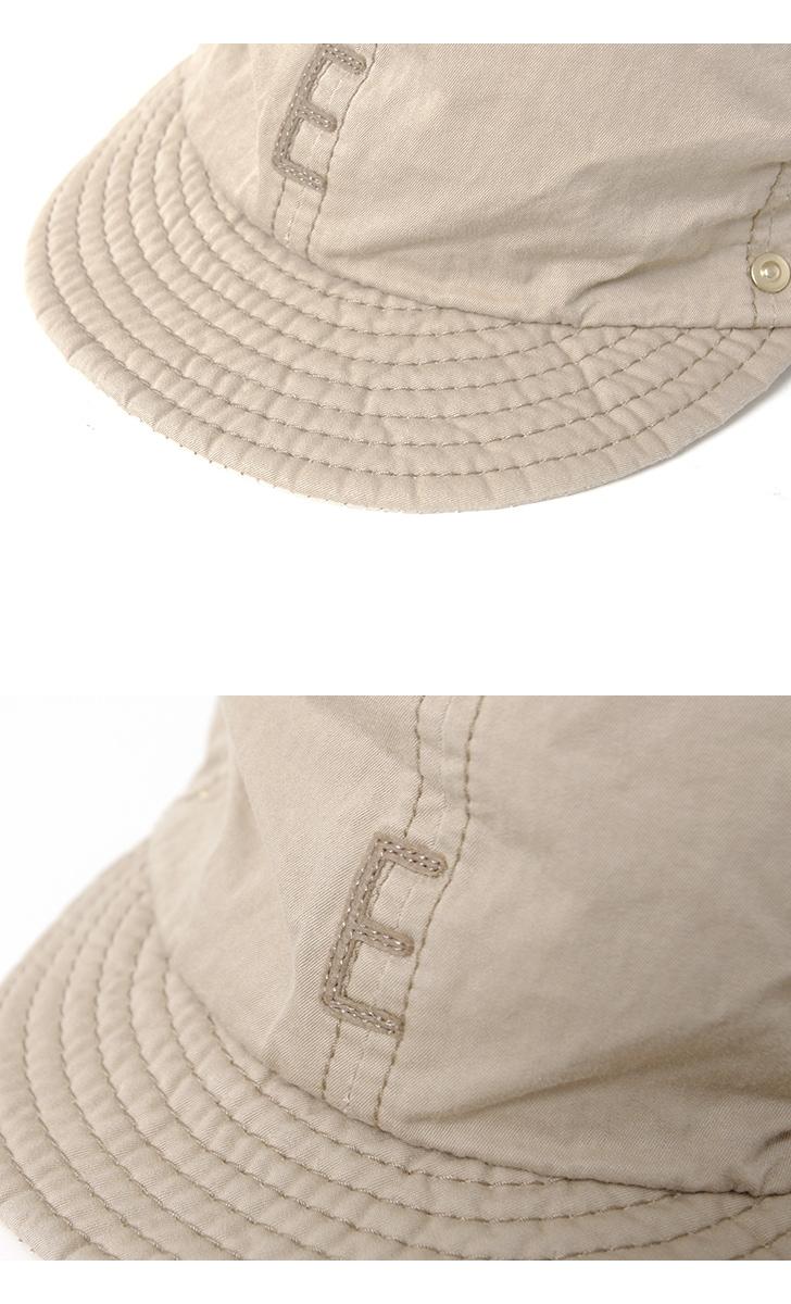 DECHO デコー ボールキャップ ウェザークロス 帽子 ベースボールキャップ 3-1SD18