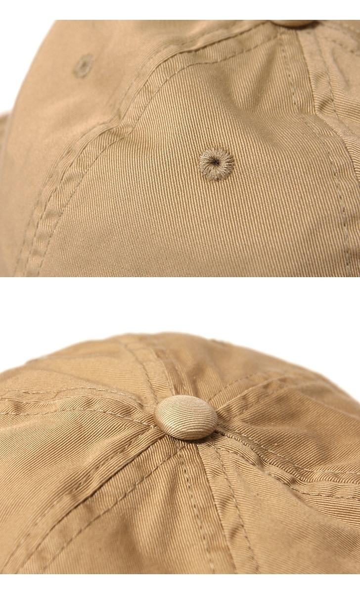 DECHO デコー ボールキャップ チノクロス 帽子 ベースボールキャップ 3-5SD19