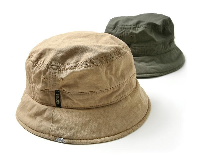 DECHO デコー バケットハット コーデュラリップ BUCKET HAT CORDURA RIP 帽子 7TEX-CR02