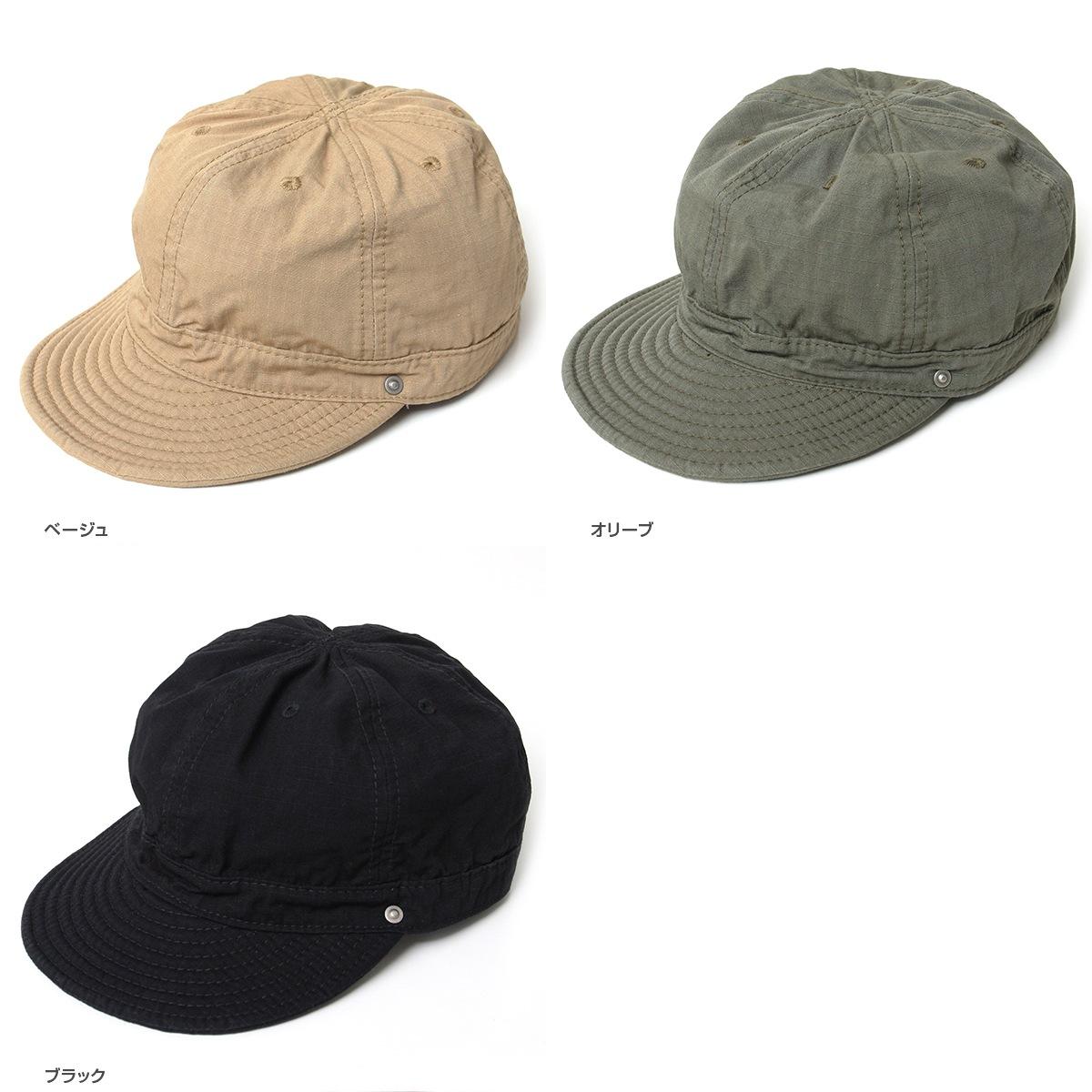 DECHO デコー コメキャップ コーデュラリップ KOME CAP CORDURA RIP 帽子 ベースボールキャップ 7TEX-CR03