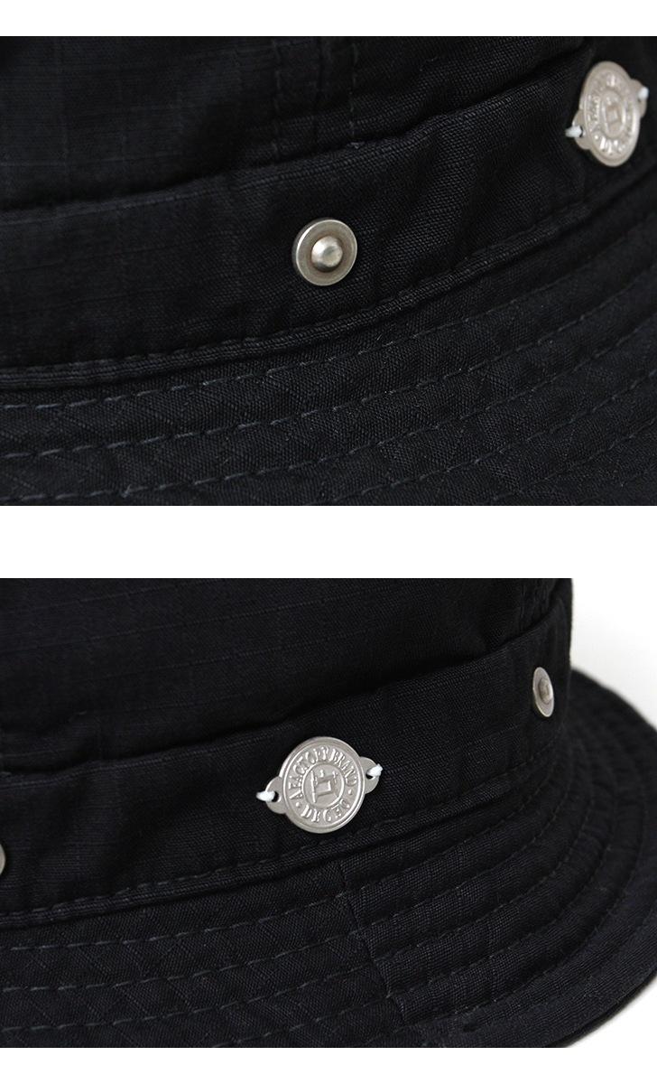 DECHO デコー コメハット コーデュラリップ KOME HAT CORDURA RIP 帽子 7TEX-CR04