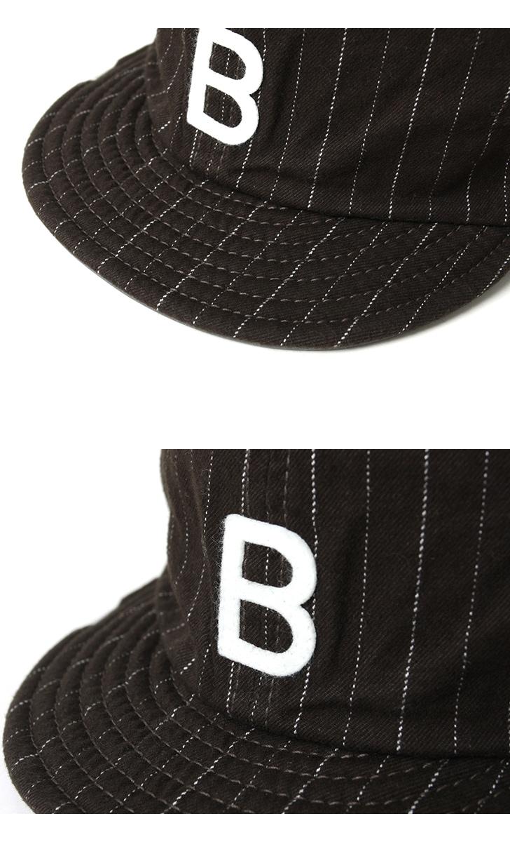 DECHO×アナクロノーム ベースボールキャップ BEAT INITIAL CAPS デコー Anachronorm ANDC-040