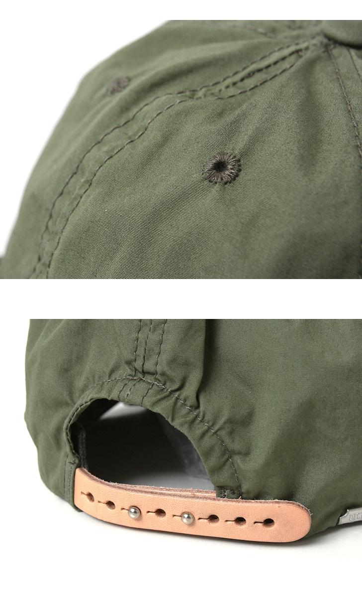 DECHO デコー ボールキャップ ベンタイル バックル 帽子 D-11