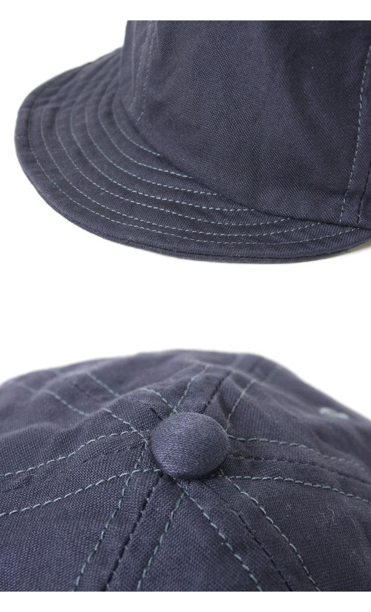 FOB FACTORY BAKER CAP ベイカーキャップ F911 FOBファクトリー