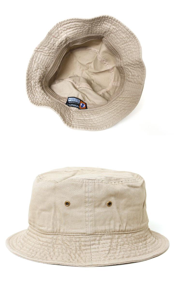 NEWHATTAN ニューハッタン バケットハット 帽子 1500 1530