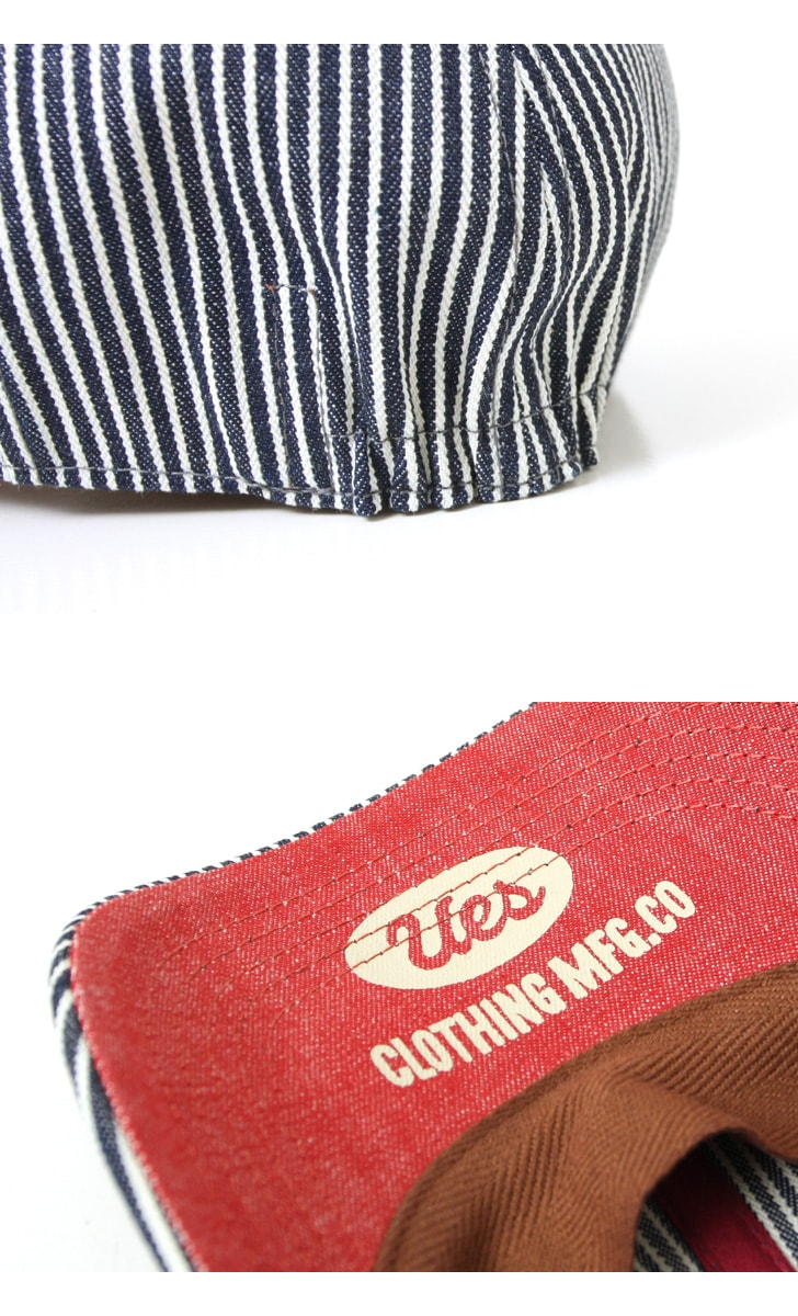 UES ウエス ヒッコリーキャップ 82HC ベースボールキャップ 帽子