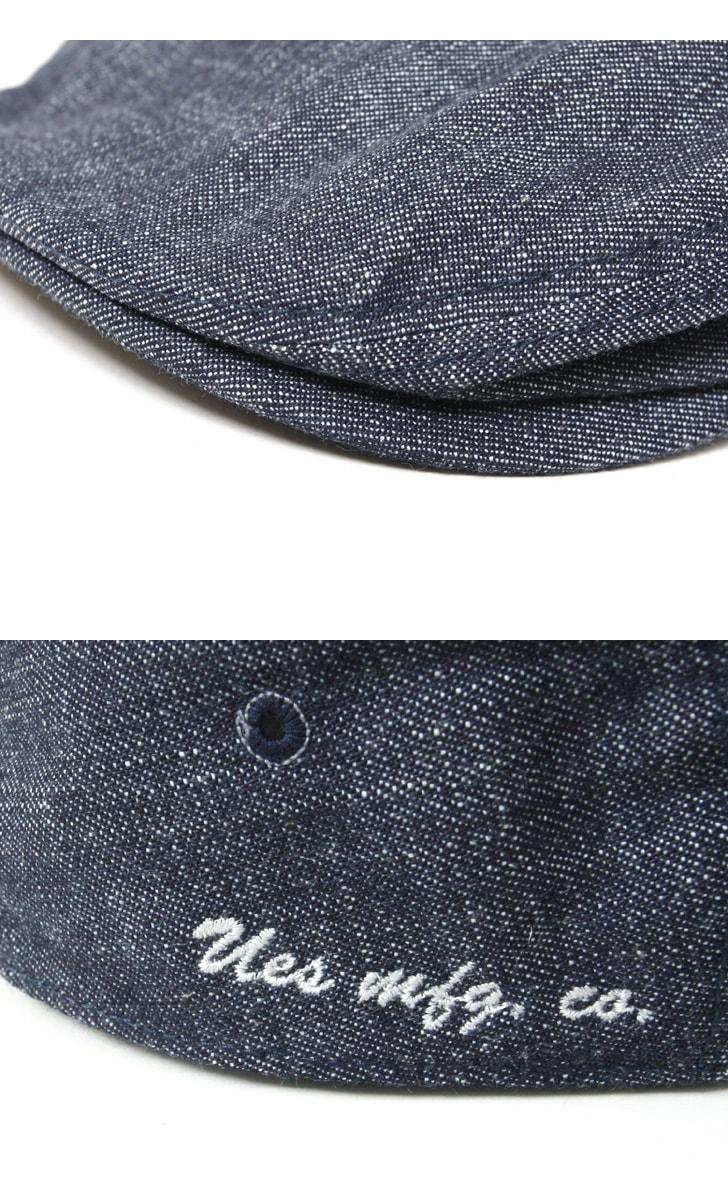 UES ウエス 82HT ハンチングキャップ 帽子