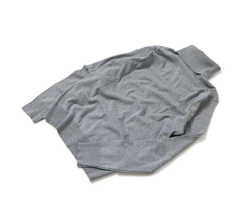 ジチピ Gicipi コットンタートルネックセーター メンズ 1702A