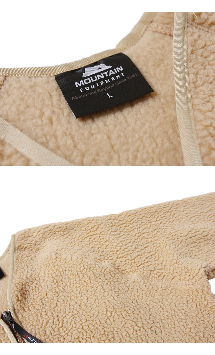 マウンテンイクイップメント MOUNTAIN EQUIPMENT パイルフリースセーター 425181