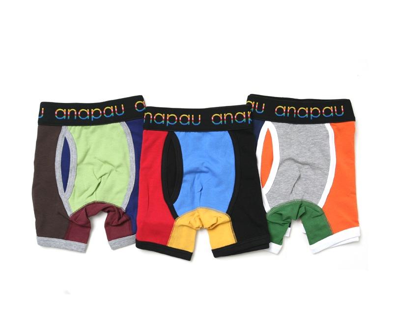 anapau アナパウ ボクサーパンツ メンズ 下着 P-1812 [クレイジーVI]