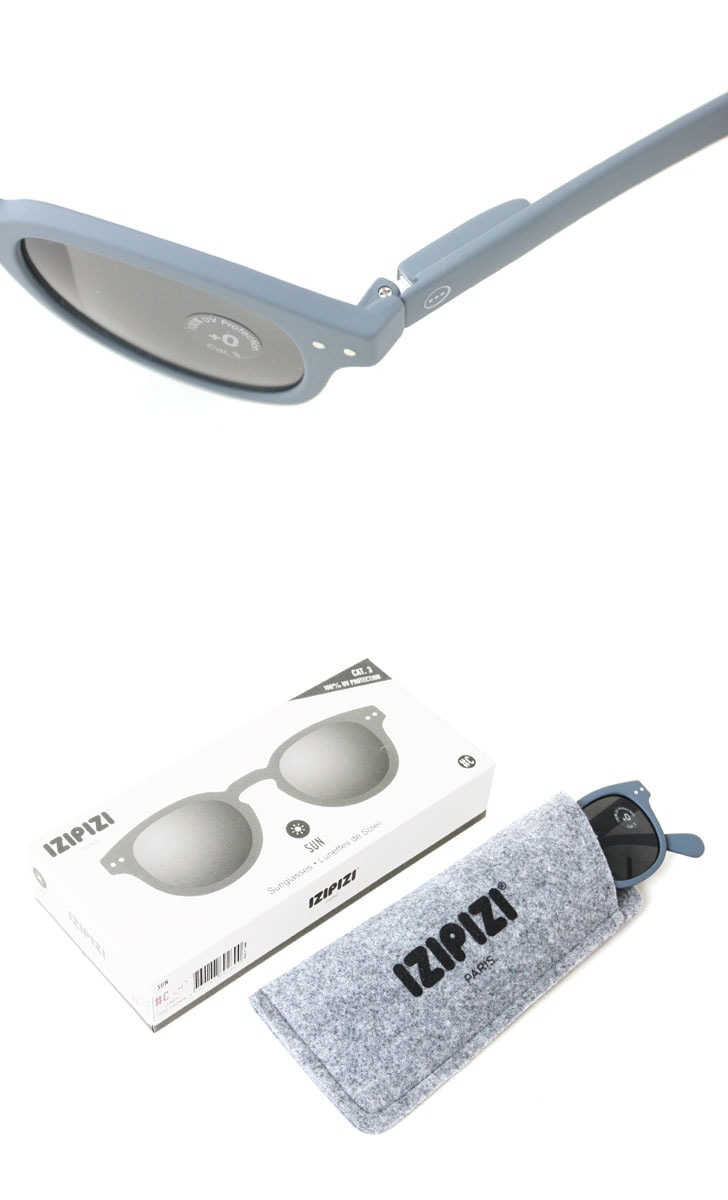 IZIPIZI イジピジ see concept シーコンセプト メガネ 眼鏡 老眼鏡 サングラス #C SUN グレーレンズ